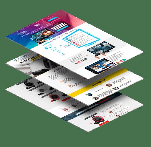 создание и продвижение корпоративного сайта